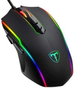 #7. PICTEK Gaming Mouse